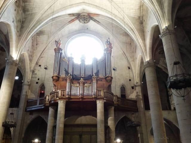 Basilica santa maría. Castelló de Empúries.