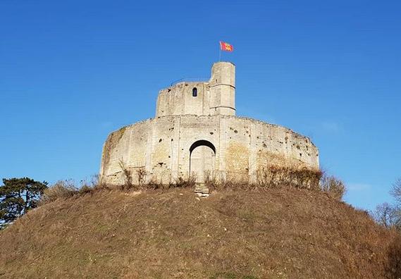 castillo de gisors