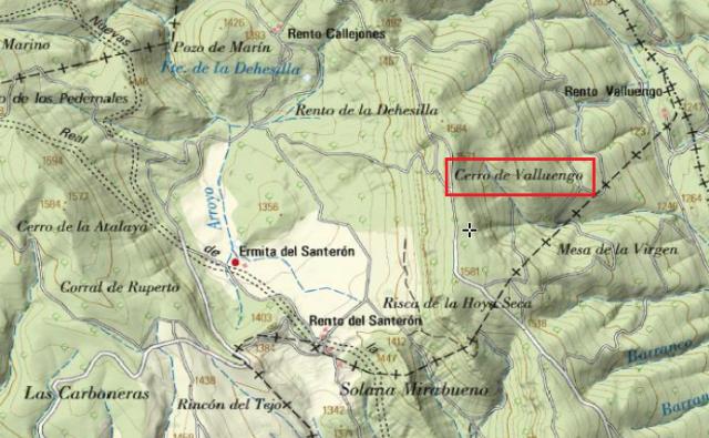 cerro de valluengo