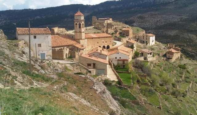 Cañada de Benatandúz.