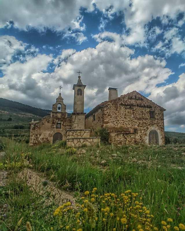 Ermita de San Cristóbal.