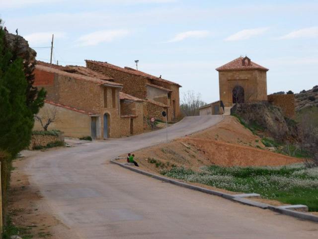 ermita san francisco javier